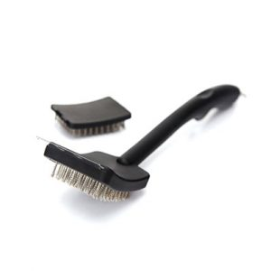 Replaceable Head Grill Brush